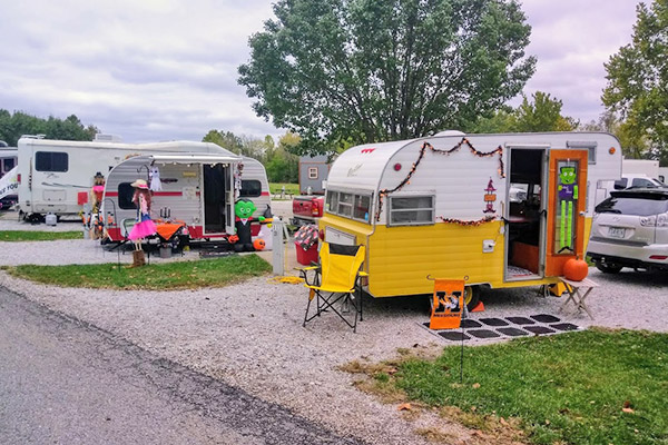 Vintage Trailer Rally